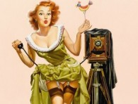 Pin Up Camera CUT