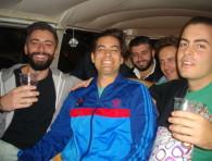 CinCin verso Milano
